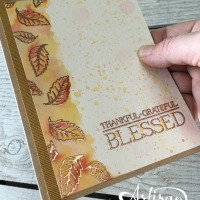 Celebrating Fall With Paisleys and Posies~ Artisan Blog Hop